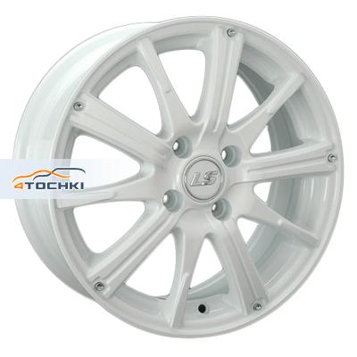 Диски LS 209 White 6x15/4x100 ЕТ45 D73,1