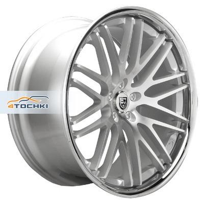 Диски Lexani CVX44 Silver/Machined/Chrome Lip 9x20/5x120 ЕТ20 D74,1