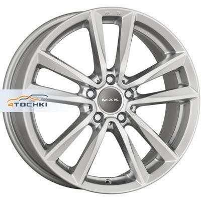 Диски MAK Bremen Silver 7,5x17/5x112 ЕТ43 D66,6