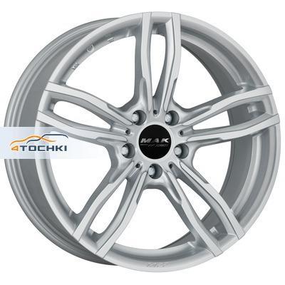Диски MAK Luft W Silver 7,5x17/5x120 ЕТ37 D72,6