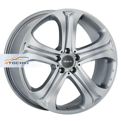 Диски MAK Spitze Silver 9,5x20/5x112 ЕТ55 D66,6