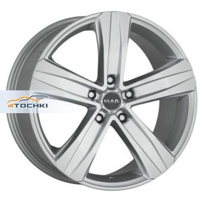 Диски MAK Stone 5 T Silver 8,5x20/5x127 ЕТ50 D71,6