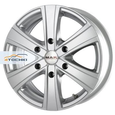 Диски MAK Van 6 Silver 6,5x16/6x139,7 ЕТ20 D106,1