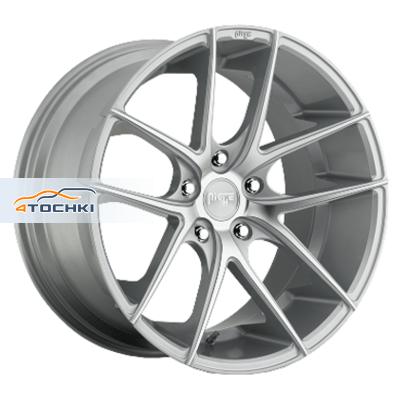 Диски Niche Targa Silver/Machined 8,5x19/5x114,3 ЕТ35 D72,62