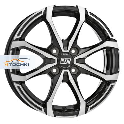 Диски MSW X4 Black Full Polish 5,5x15/4x100 ЕТ42 D60,1