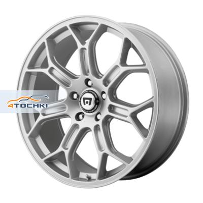 Диски Motegi Racing MR120 Silver 9x20/5x114,3 ЕТ38 D72,62