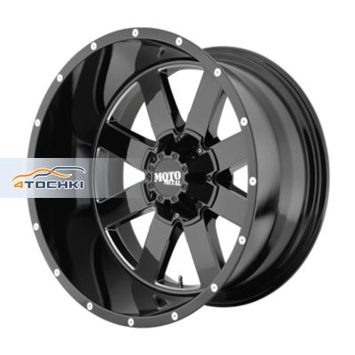 Диски Moto Metal MO962 Black 9x18/5x127*5x139,7 ЕТ0 D78,1