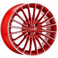35 TH Serie Rossa Red + Diamond Cut