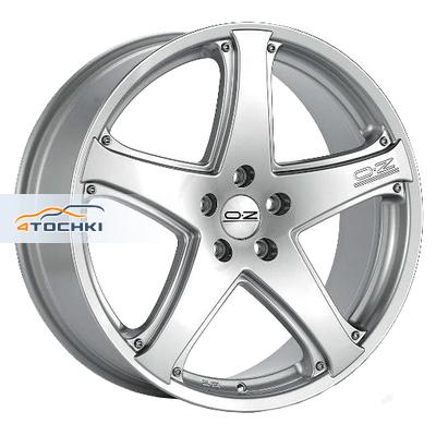Диски OZ Canyon Metal Silver 8x18/5x120 ЕТ45 D65,1