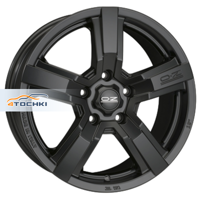 Диски OZ Versilia Matt Black 9,5x20/5x120 ЕТ52 D79