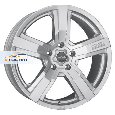 Диски OZ Versilia Matt Race Silver 9x19/5x130 ЕТ45 D71,6