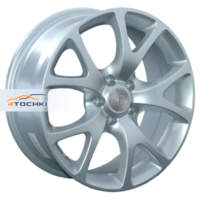 Диски Replay CI21 Sil 7x17/5x108 ЕТ32 D65,1