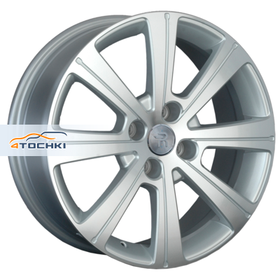 Диски Replay FD122 SF 7x17/4x108 ЕТ37,5 D63,3