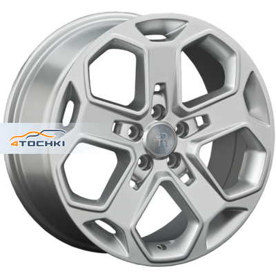 Диски Replay FD23 Sil 8x18/5x108 ЕТ55 D63,3