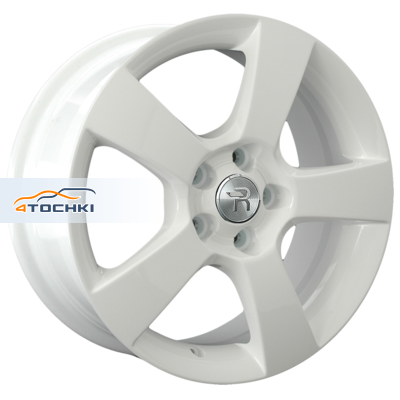 Диски Replay GN26 White 6,5x16/5x105 ЕТ39 D56,6