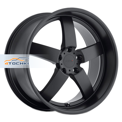 Диски TSW Rockingham Matt Black 8x17/5x112 ЕТ32 D72