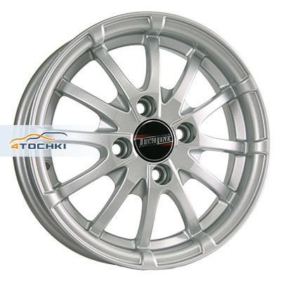 Диски Tech Line 420 Silver