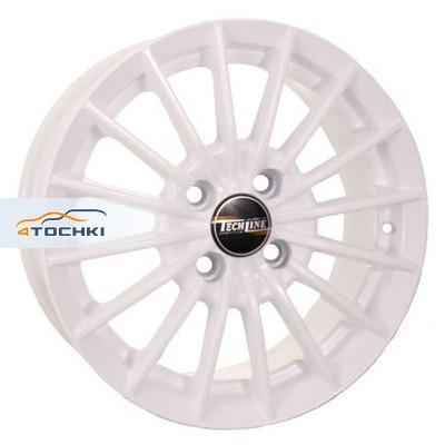 Диски Tech Line 426 White 5,5x14/4x108 ЕТ35 D67,1