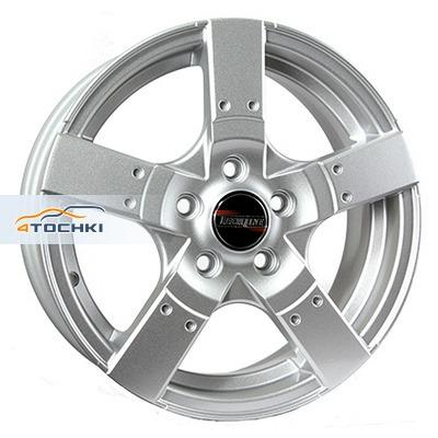Диски Tech Line 504 Silver 6x15/5x114,3 ЕТ45 D67,1