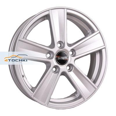 Диски Tech Line 604 Silver