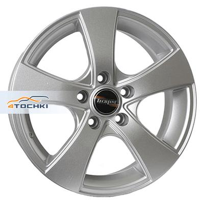 Диски Tech Line 615 Silver 6,5x16/5x112 ЕТ33 D57,1