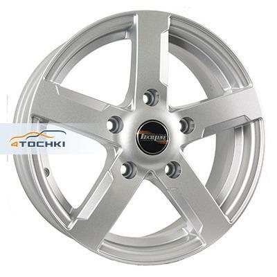 Диски Tech Line 618 Silver 6,5x16/5x139,7 ЕТ40 D98
