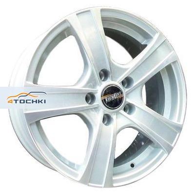 Диски Tech Line 619 Silver 6,5x16/5x100 ЕТ46 D67,1