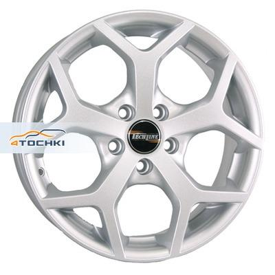 Диски Tech Line 632 Silver 6,5x16/5x105 ЕТ39 D56,6