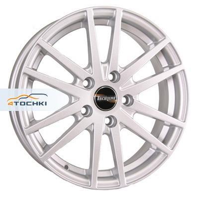 Диски Tech Line 635 Silver 6,5x16/5x112 ЕТ38 D57,1
