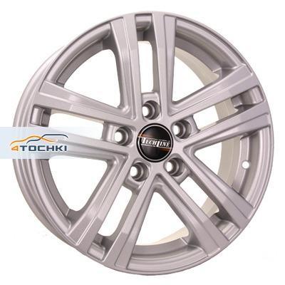 Диски Tech Line 645 Silver 6,5x16/5x114,3 ЕТ45 D67,1
