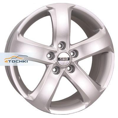 Диски Neo 726 Silver 7x17/5x114,3 ЕТ39 D60,1