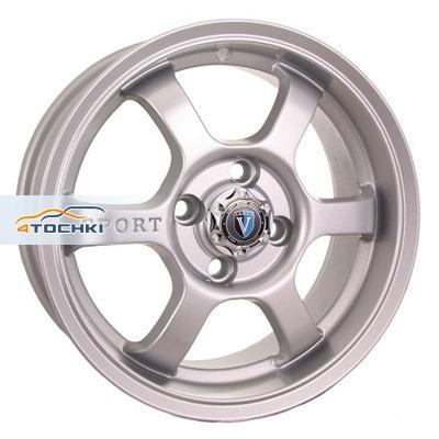 Диски Venti 1401 Silver 5,5x14/4x98 ЕТ35 D58,6