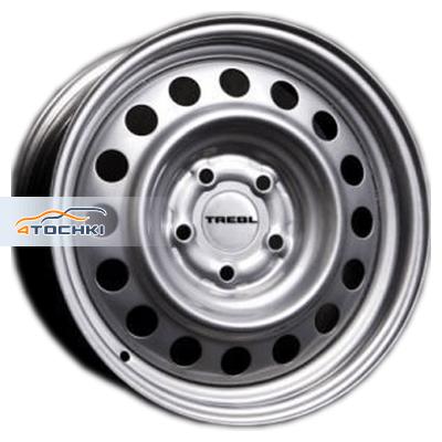 Диски Trebl 7625 Silver 6,5x16/5x114,3 ЕТ39 D60,1