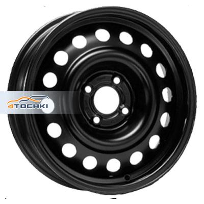 Диски Trebl 7855 Black 6,5x16/5x114,3 ЕТ40 D66,1