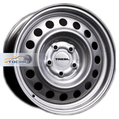 Диски Trebl 7865 Silver 6,5x16/5x114,3 ЕТ45 D60,1
