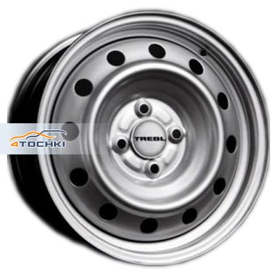 Диски Trebl 8055 Silver 6x15/4x108 ЕТ23 D65,1
