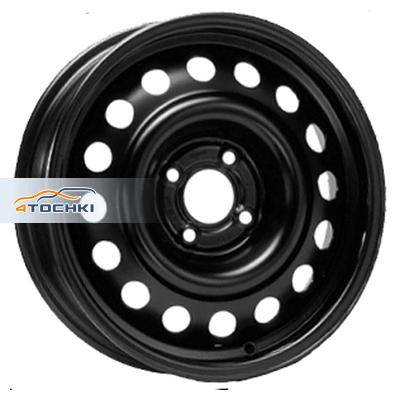 Диски Trebl 9507 Black 6x16/4x100 ЕТ40 D56,6