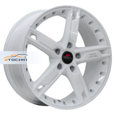 Диски Yokatta MODEL-53 White 7x17/5x110 ЕТ39 D65,1