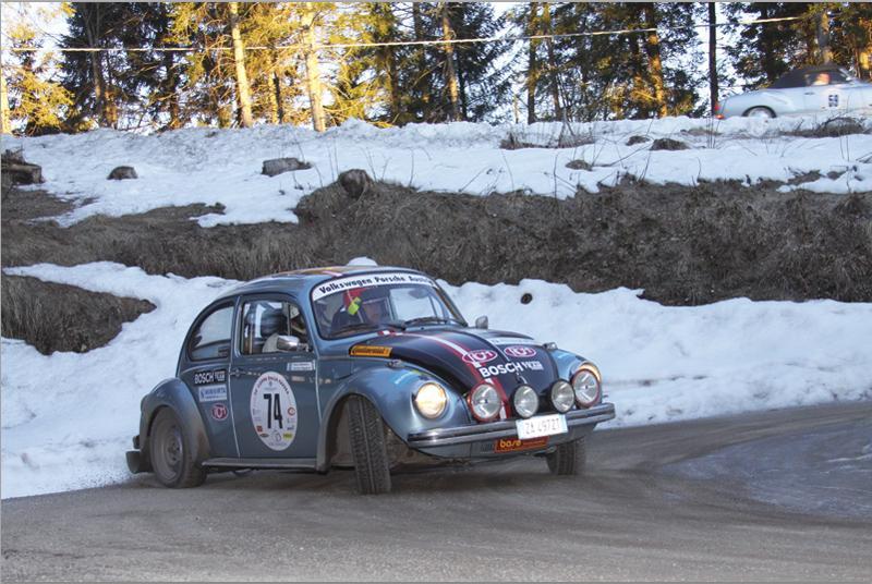 Как изменились свойства зимних шин с 1952 года