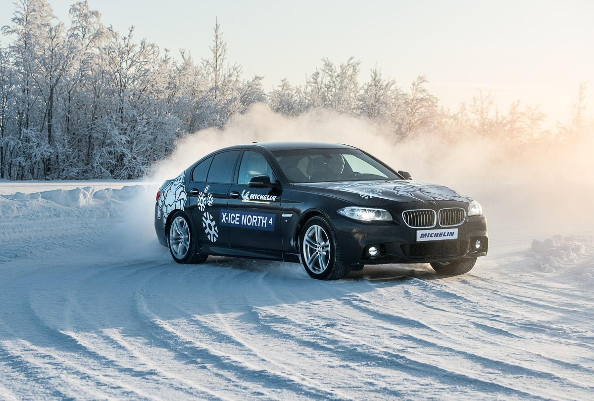 Рекомендации автомобилистам по подготовке к зимнему сезону от компании Мишлен