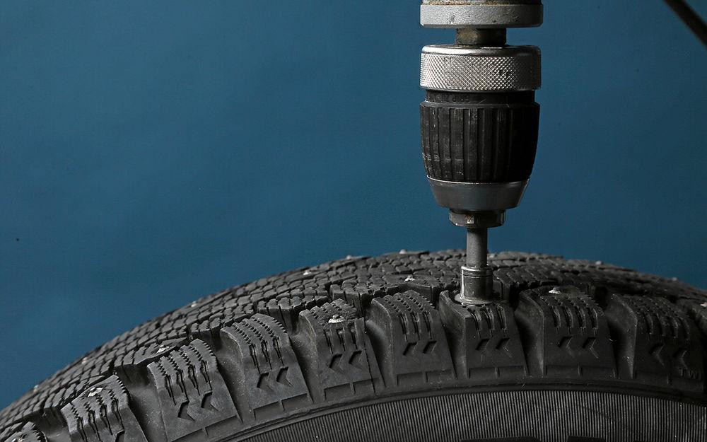 Как продлить жизнь «шиповкам» еще на сезон — эксперимент «За рулем»