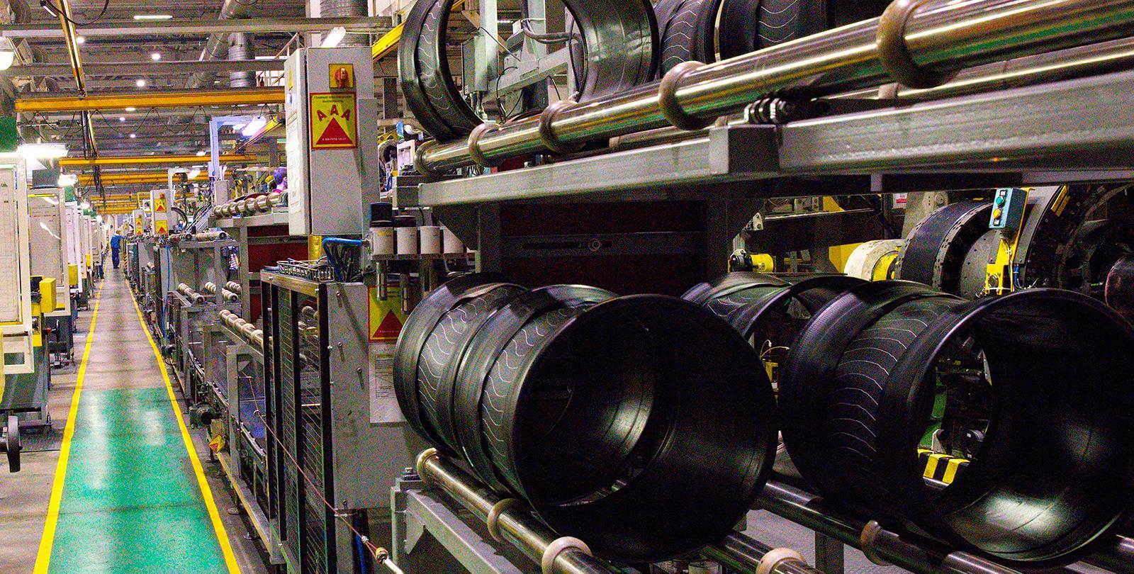 Michelin из Давыдово как французы открыли шинный завод в России и он работает уже 15 лет