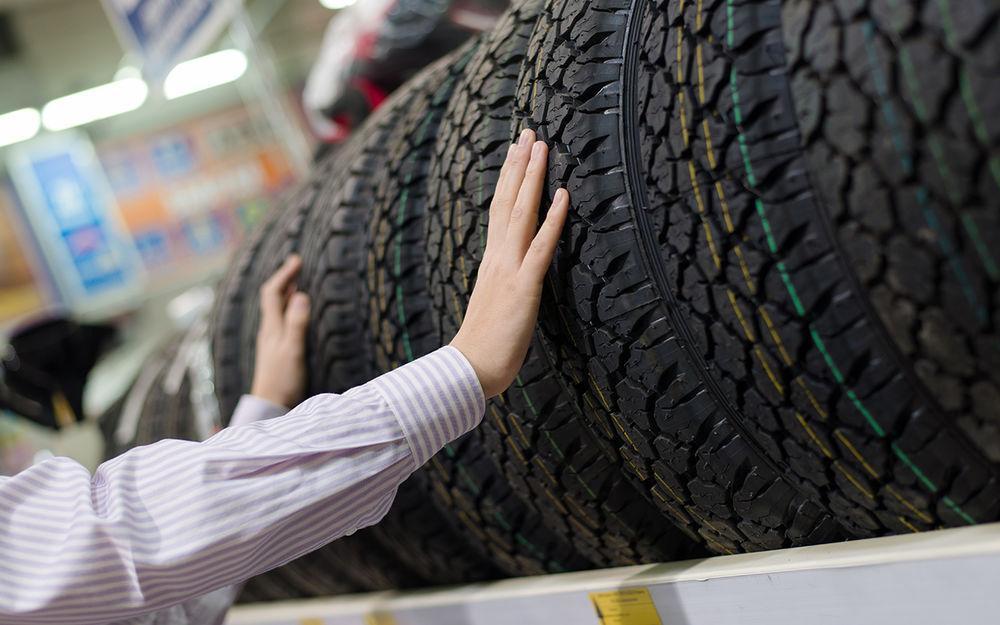 Новая маркировка на шинах. Теперь известно, кто и где их сделал
