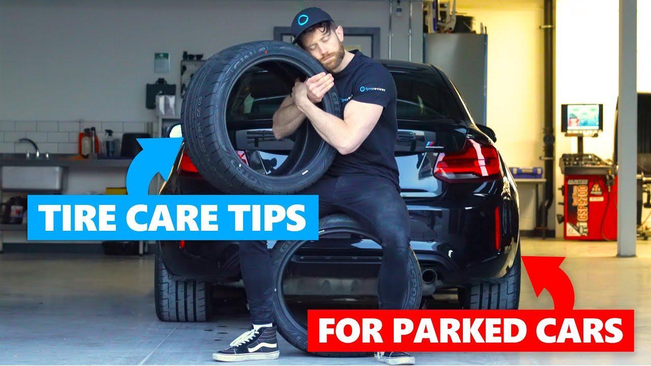 6 основных советов, как обезопасить свои шины (и автомобиль) во время карантина!