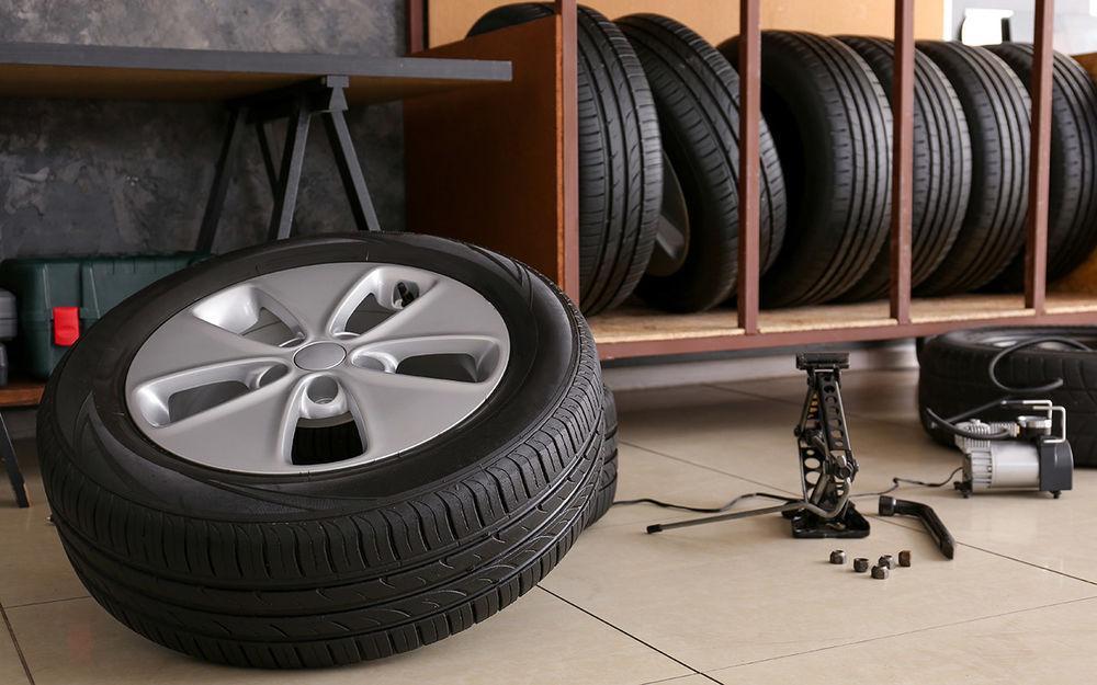 Как выгоднее хранить шины — все способы