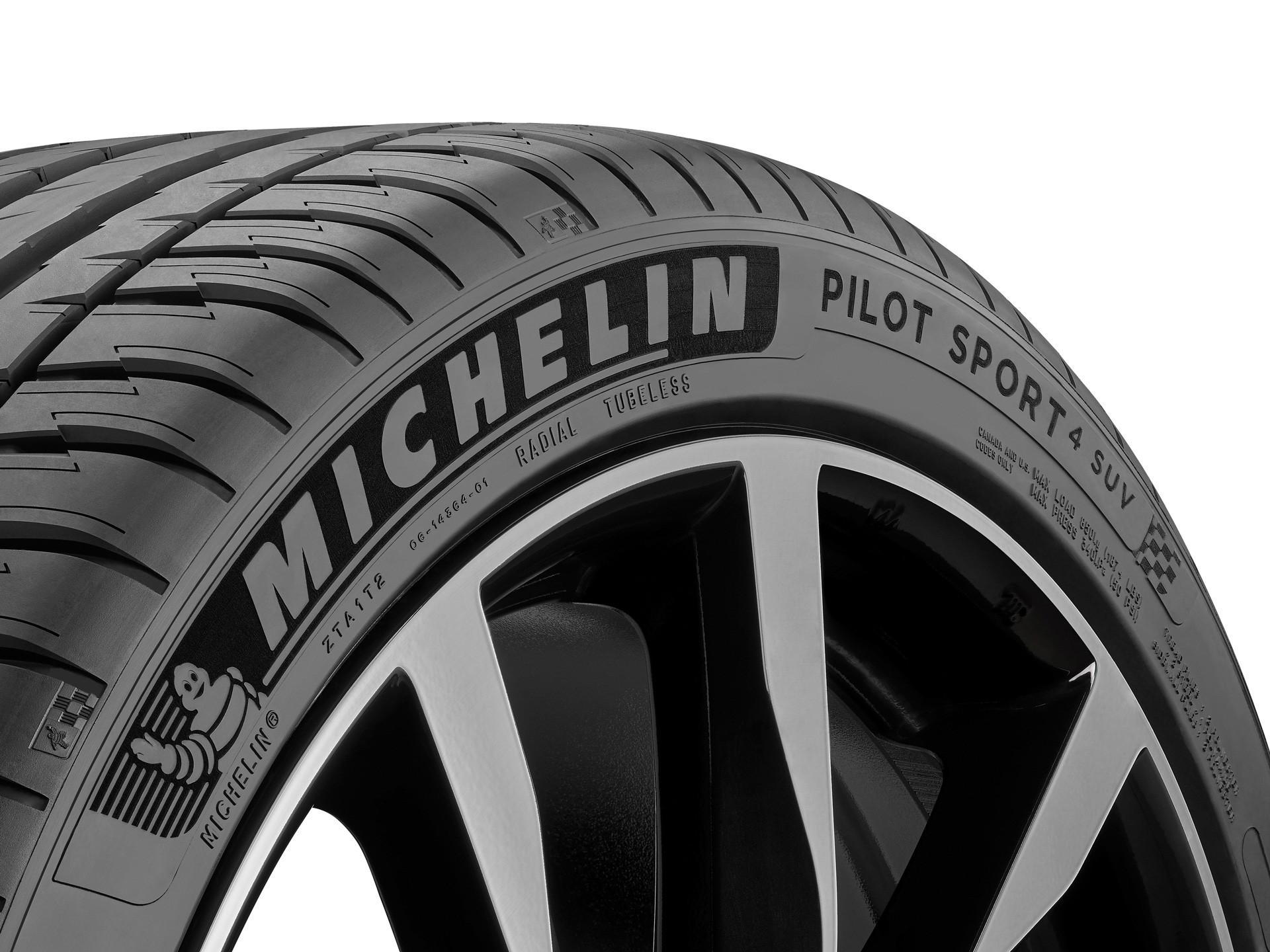 Со спортивного трека – на улицы города шины MICHELIN Pilot Sport 4 SUV