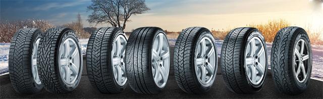 Зимние шины Pirelli впечатлили экспертов европейских автожурналов  в сравнительных тестах