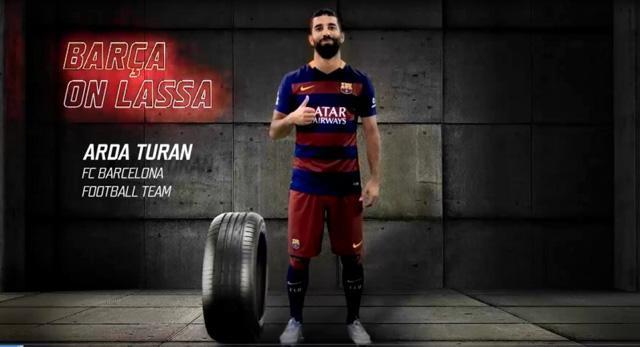 Lassa Tyres запустила свой первый рекламный ТВ-ролик на «Евроспорте»