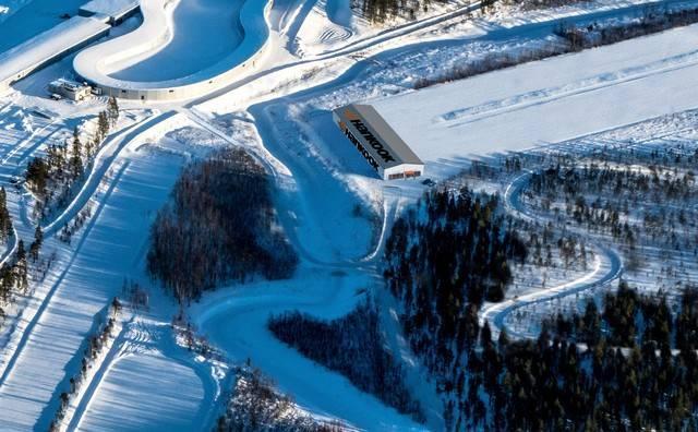 Hankook построит свой Центр тестирования зимних шин в Финляндии