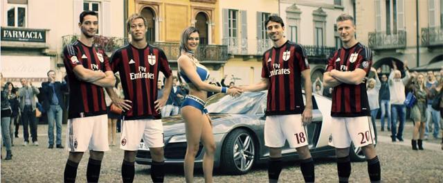Toyo представила новый вирусный ролик «Погоня в Милане»